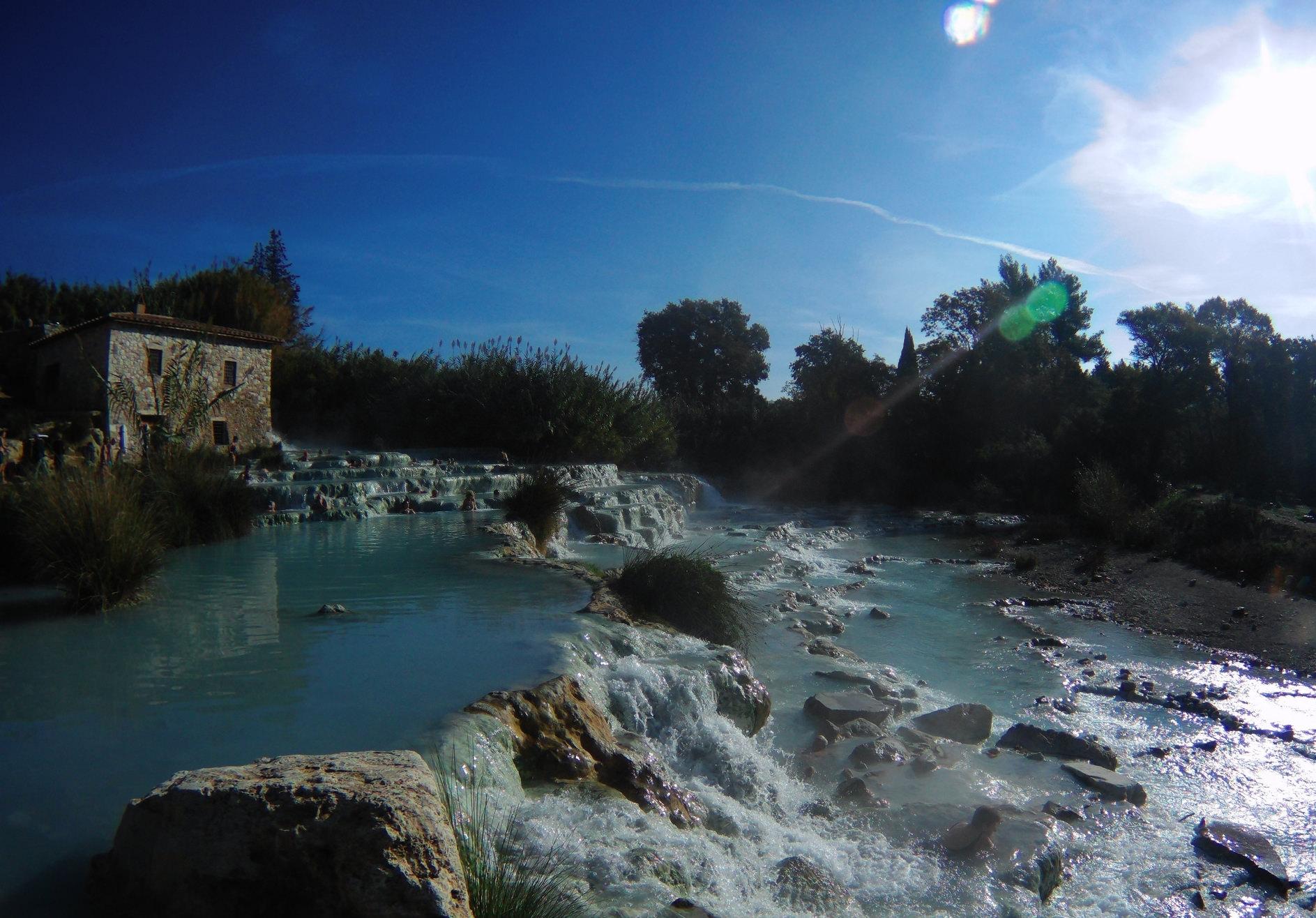 Cascate del Mulino cascate